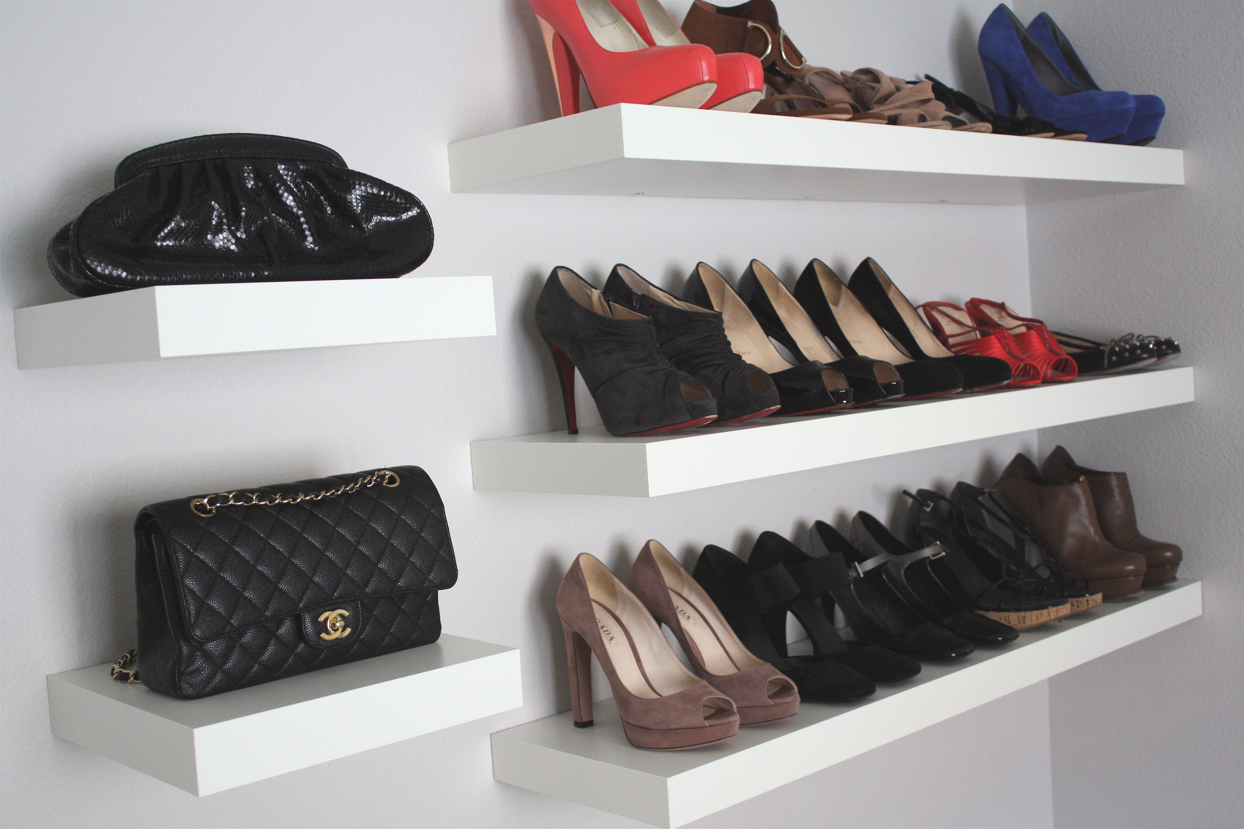 Ysl Page 2 Wall Storage For Shoes